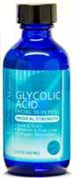Glycolic acid peel